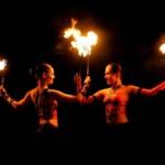 Feuershow Künstler aus Wien Showkünstler in Österreich Feuerkünstler