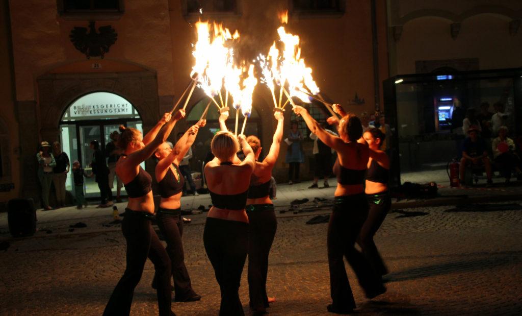 Fantastika Festival 2014 - Feuershow