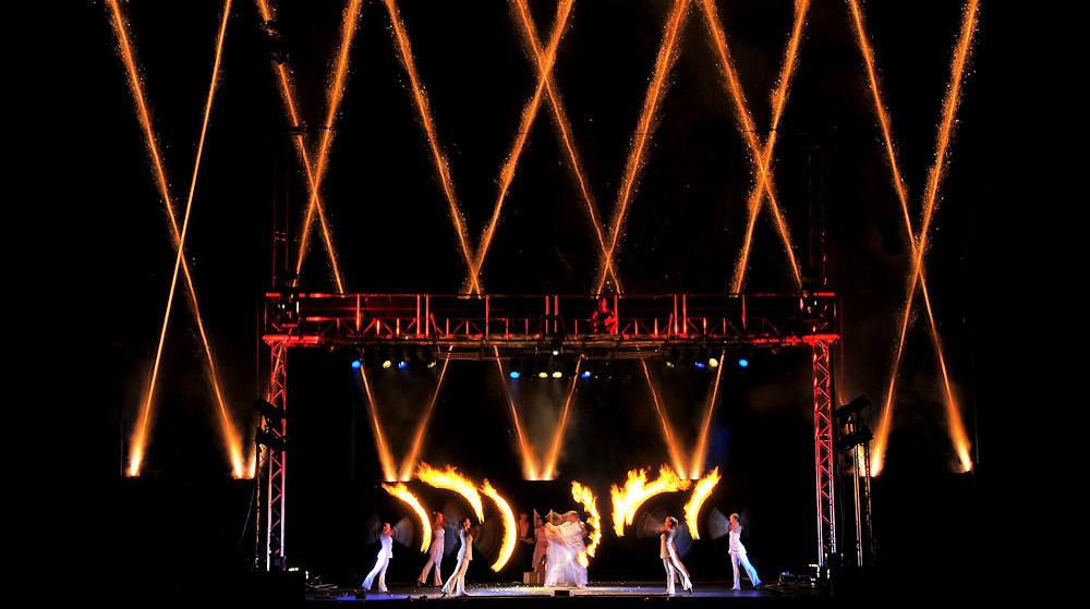 Preziosa _ Artistik Feuershow