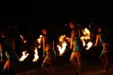 Feuershow in Freistadt