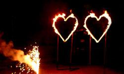 Hochzeitsshow - Feuershow für Hochzeiten aus Österreich
