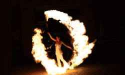 Bamberg zaubert 2019 Feuershow